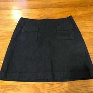 LOFT pencil skirt with pockets!